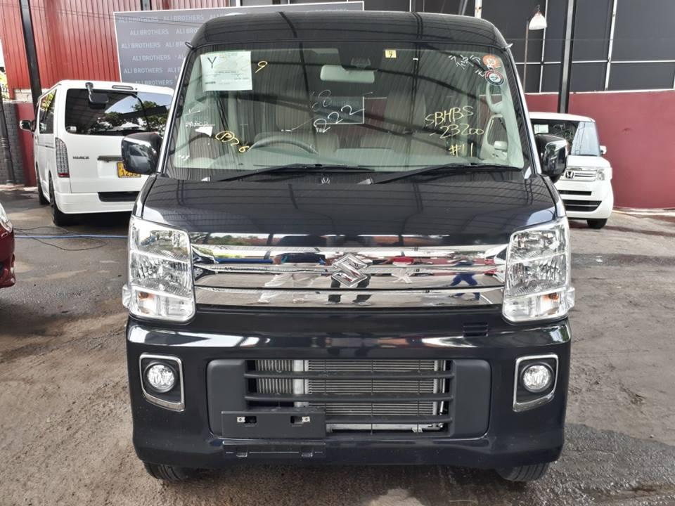 Suzuki Every Wagon PZ Turbo - Ali Brothers